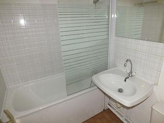 Studio - salle de bain après travaux