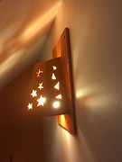 applique lumineuse céramique