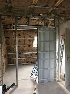 rénovation  intérieure - isolation
