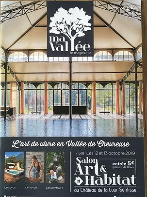 Ma Vallée, magazine largement diffusé en Vallée de Chevreuse