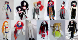 CuckooLand Range of Dolls
