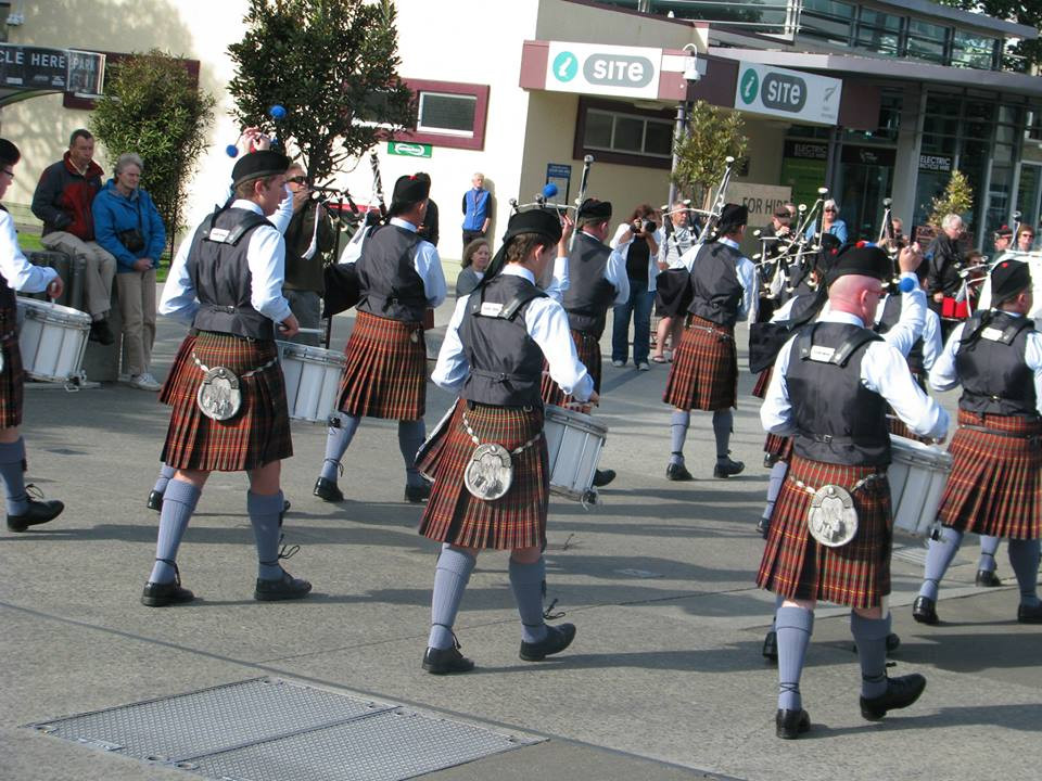 NorthCal marching