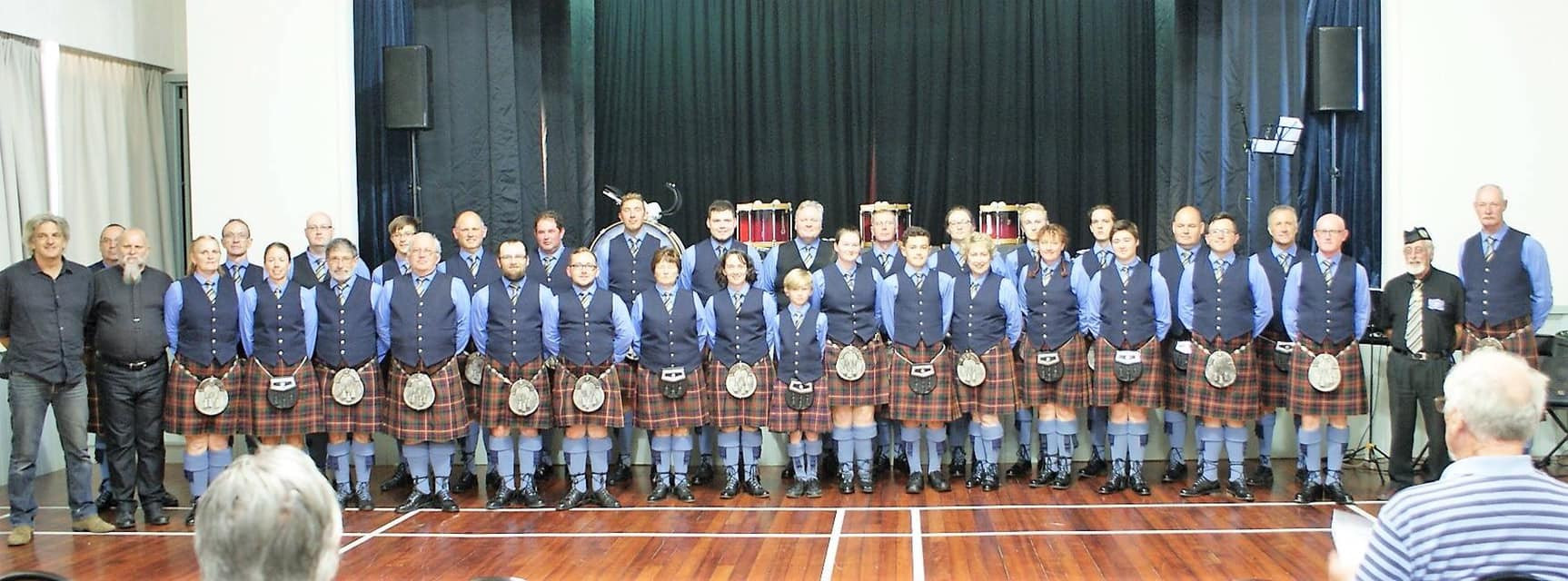 Northcal Pipe Band 2019