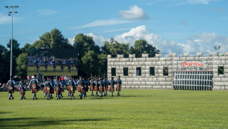 2019 Paeroa Highland Games