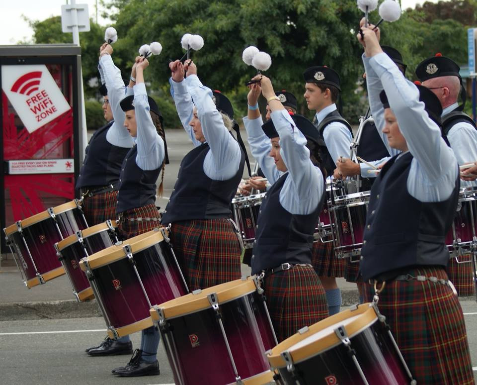 NorthCal Drummers