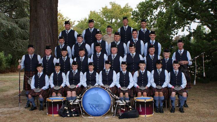 NorthCal Pipe Band 2018