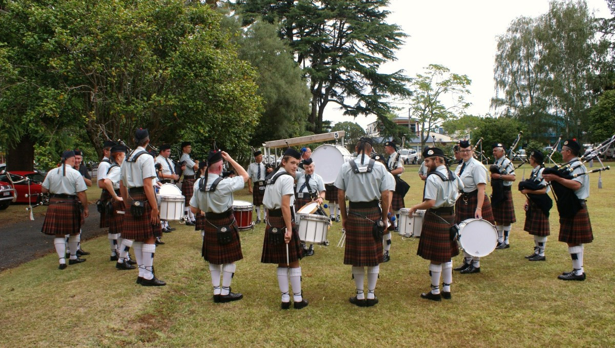 Northcal Pipe Band