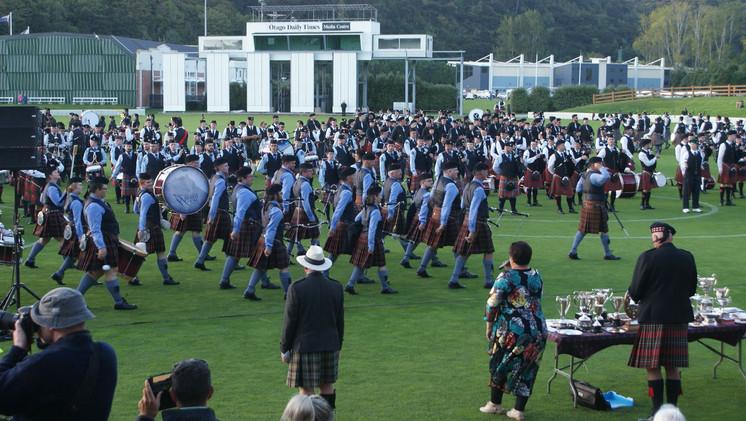 NorthCal Pipe Band
