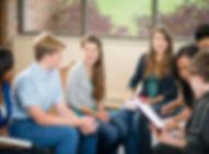 groupe d'étude de l'adolescence