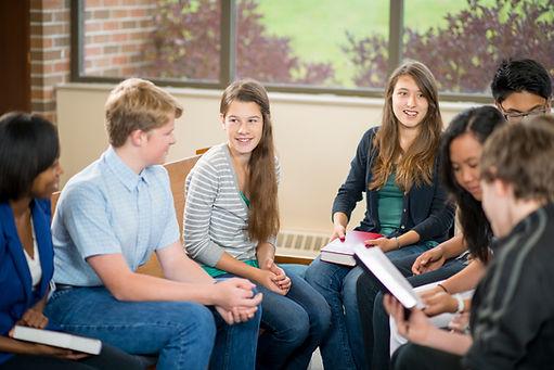 Teen study group