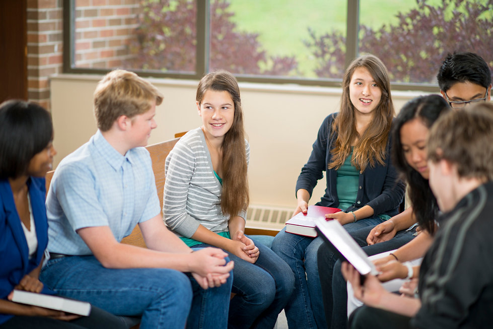 Teen study group