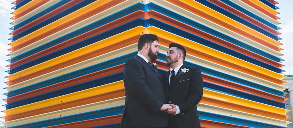 Kevin & Donato Wedding - 8.12.16