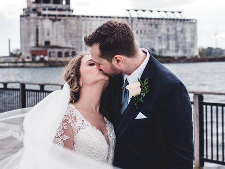 Mariah & Andrew 10.13.2018 - Wedding Day, Buffalo, NY