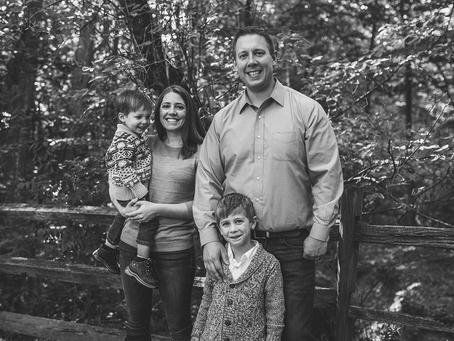 Kyle, Emily, Konrad & Parker - 10.15.16