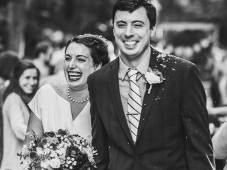 Mary & Brendan 8.11.2018 - Wedding in Ithaca, NY | New Park Retreat Center | Space Themed Outdoor