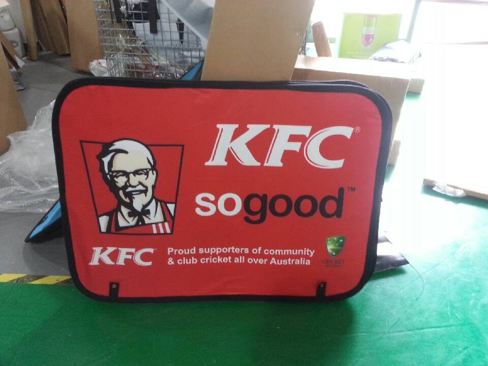 KFC Cricket Scoreboard