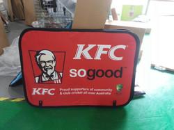 KFC Cricket Scoreboard