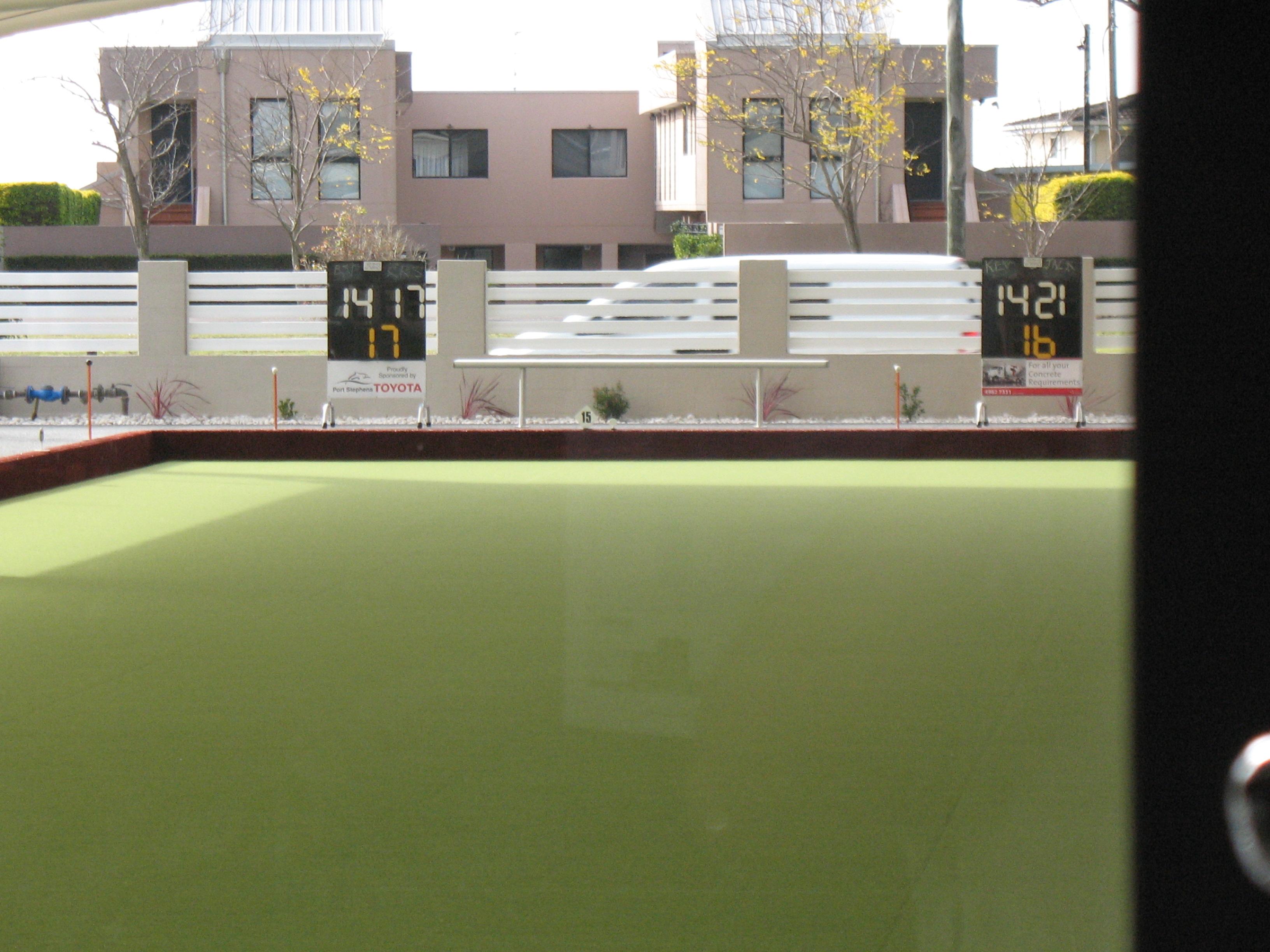 lawn bowls scoreboards
