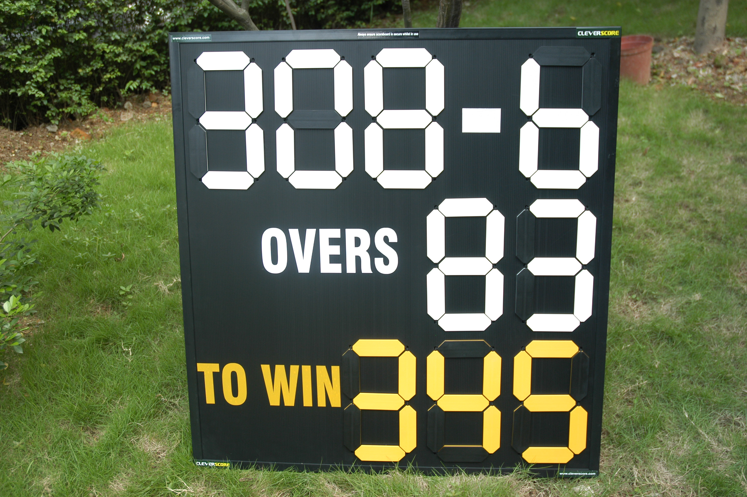 Cricket scoreboard for China Cricket