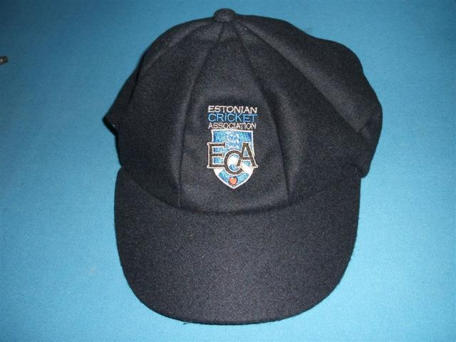 Estonian Cricket BaggyCap.com