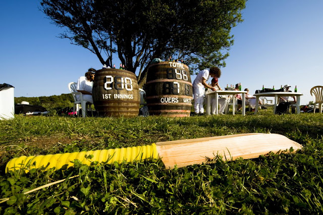 wine barrel cricket scoreboard