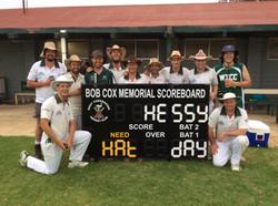 West Yorkrakine Scoreboard