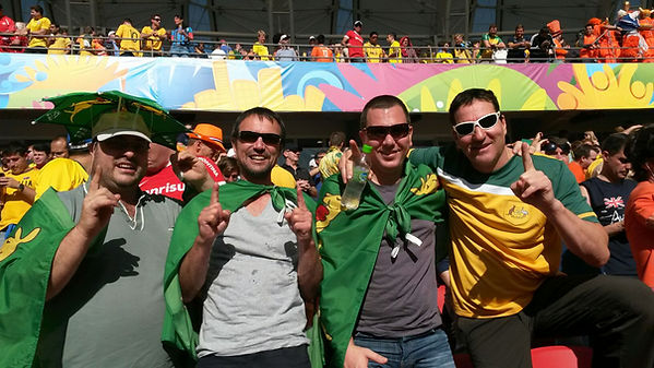 CleverScore Scoreboards at the brazil world cup