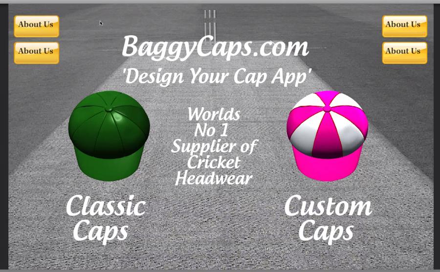 Early beta version 3D Design app