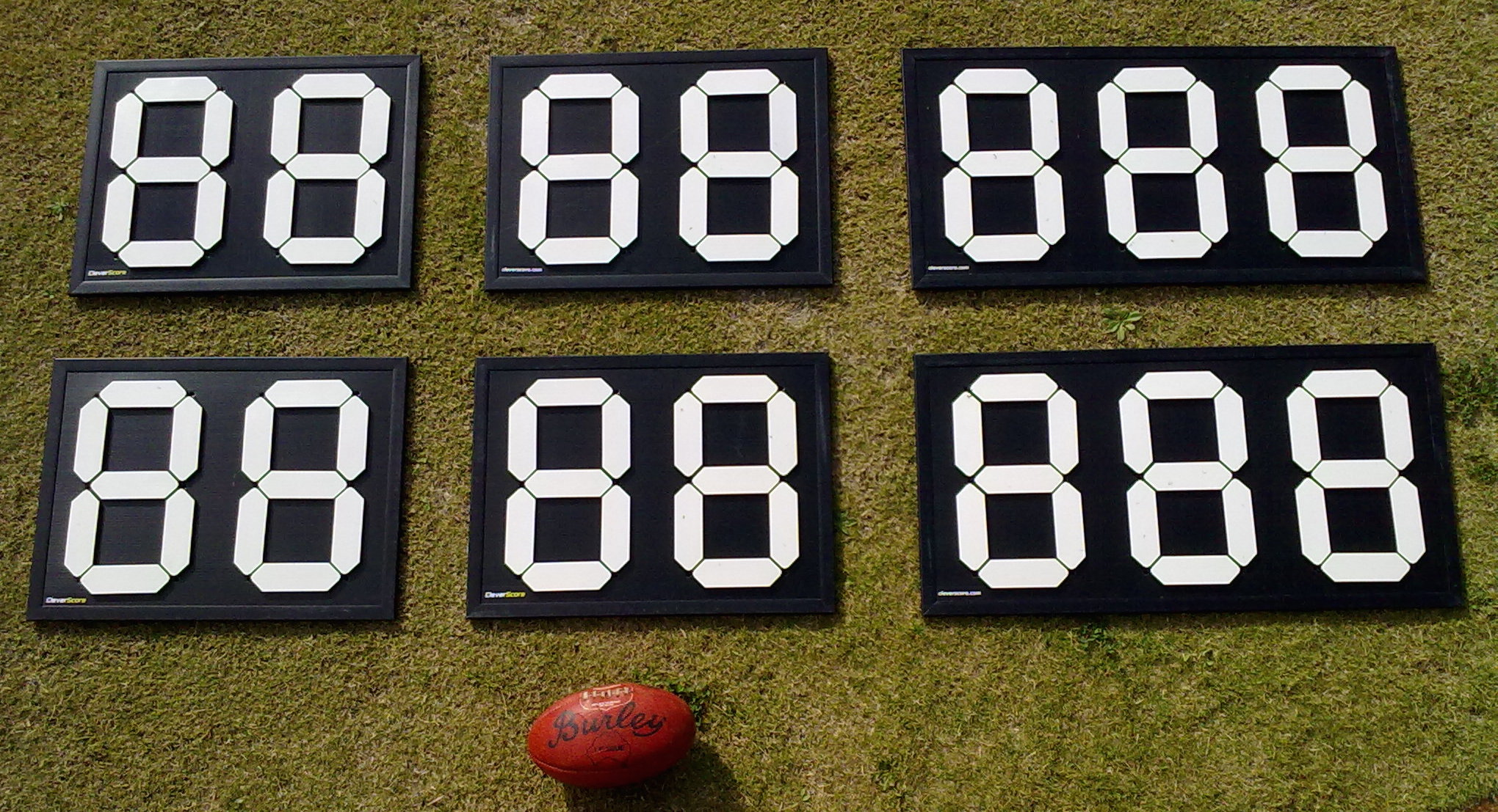 Multi Sports 6 AFL Panels