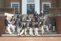 BC1 - custom order - UCC 150th Cricket Team Picture 2 - 2013
