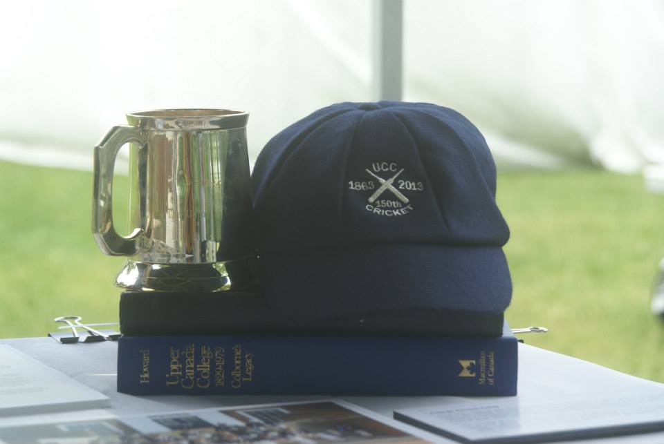 UCC 150th Cricket Cap