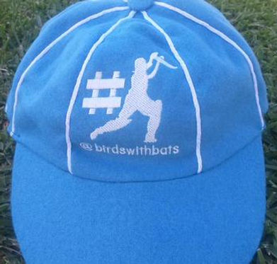 Twitter Head Office cricket team by Baggy Caps Dot Com