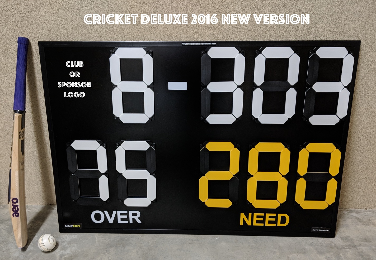 Cricket Deluxe New 2016 Version