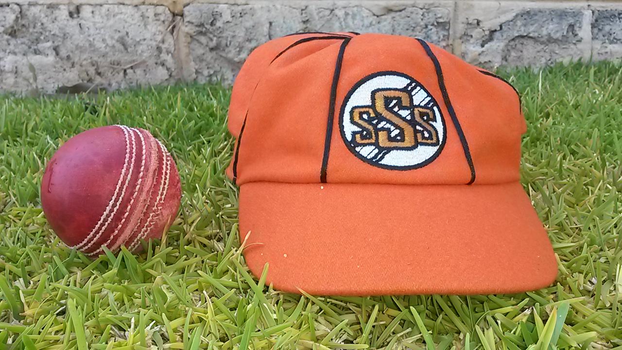 Orange BaggyCaps.com