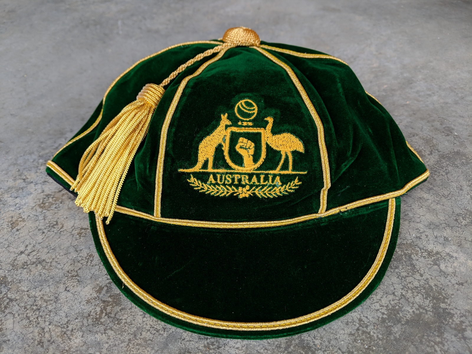 Australia Honour Caps by BaggyCaps