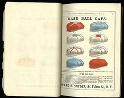 Sports Cap Catalogue