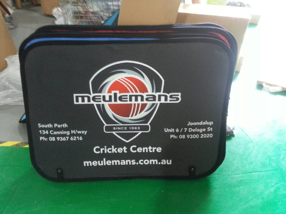 Meulemans Cricket Scoreboard