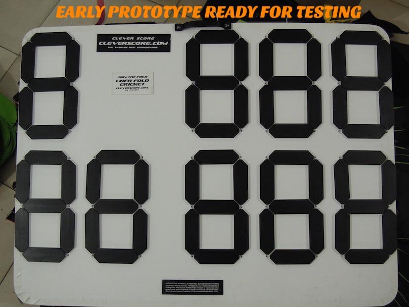 Prototype CyBoard Design