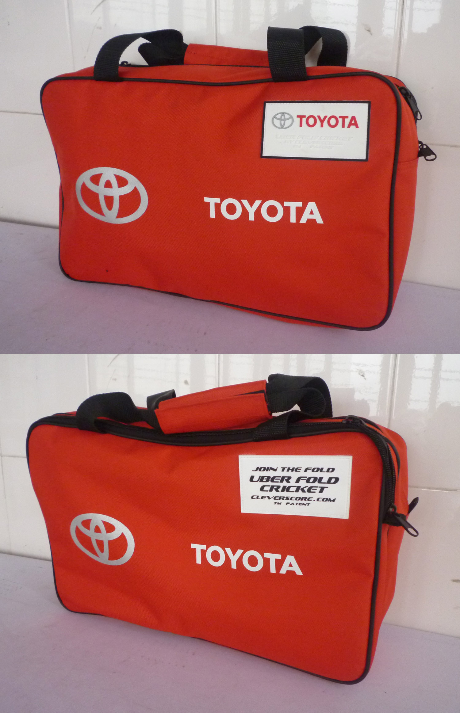TOYOTA CRICKET BAG