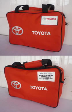 TOYOTA CRICKET BAG