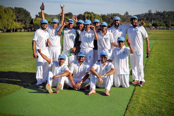 Twitter Cricket Team