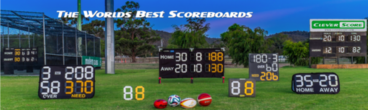 The Worlds Best Scoreboards