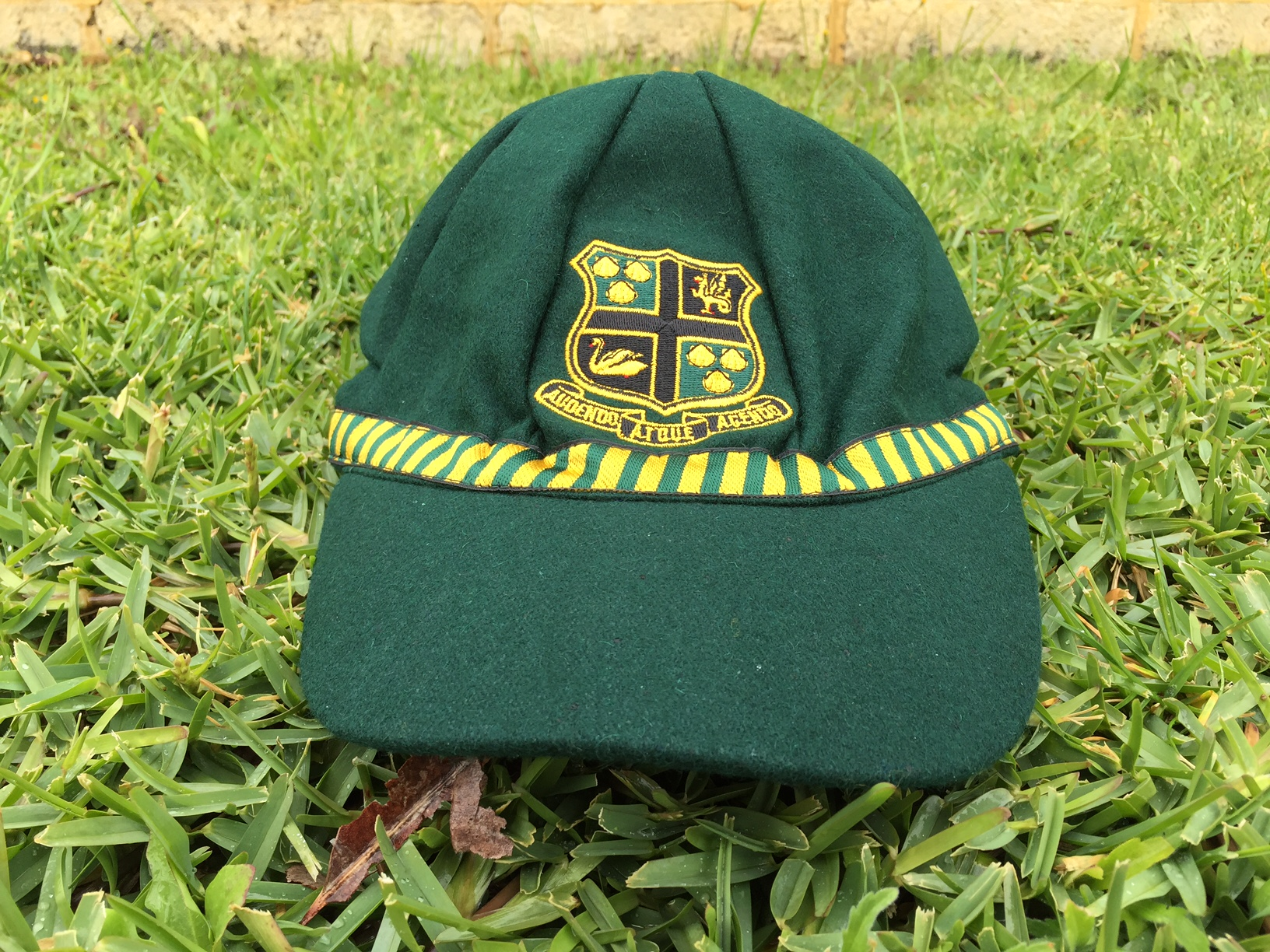 Wesley College 1st 11 Caps