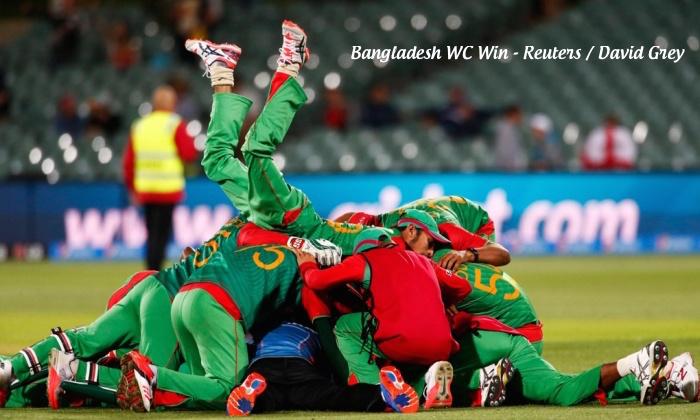 Bangladesh WC Win - Reuters _ David Grey