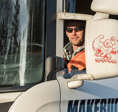 Kuljetuspalvelu Makebuddyn Marko Karttunen