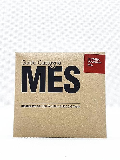 Tavoletta di Cioccolato MES Venezuela Monorigine 50g