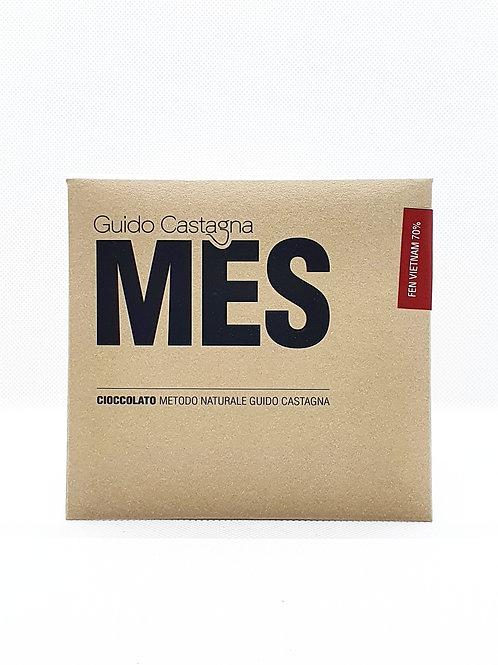 Tavoletta di Cioccolato MES Vietnam Monorigine 50g