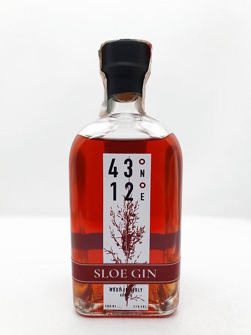 Sloe Gin 43°12° 500ml