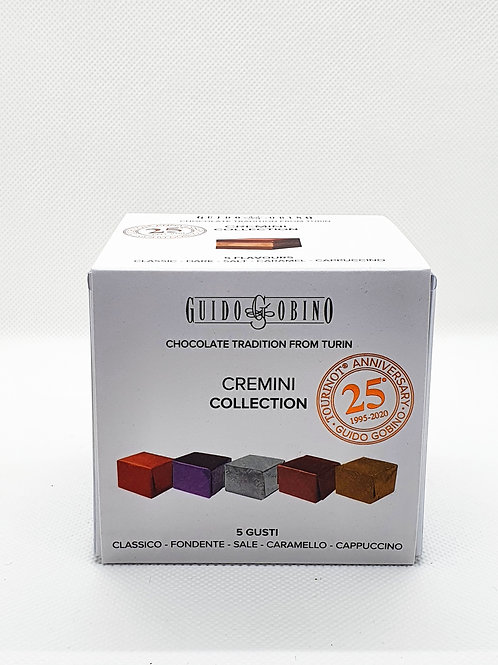 Cubo 25° Anniversario Mix Cremini Collection