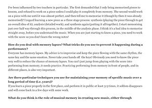 2013-05-25 - Memorising Music Blog Inter